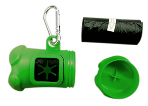 Pet Waste Poop Bag Dispenser