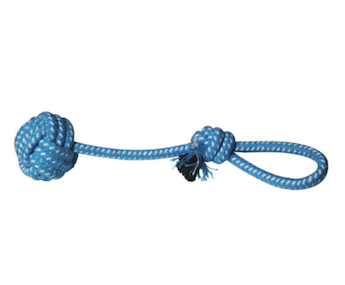 Throwing Ball - Rope