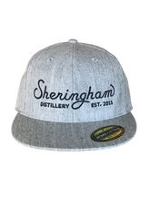 Sheringham Logo Flexfit Backed Hat