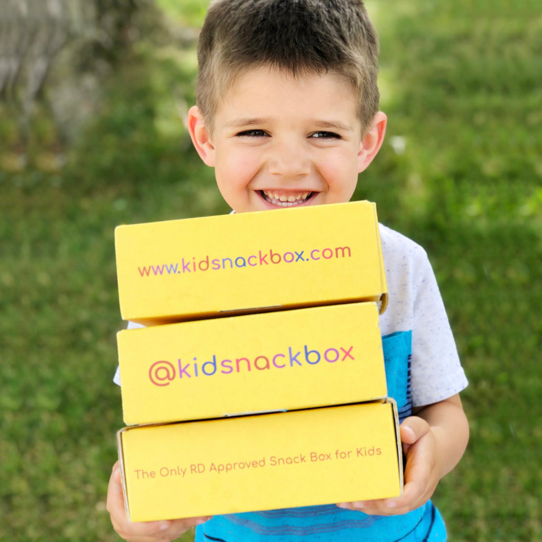 Kid Snack Box (3 Month Prepay)