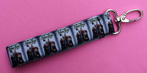 Addams Family key fobs