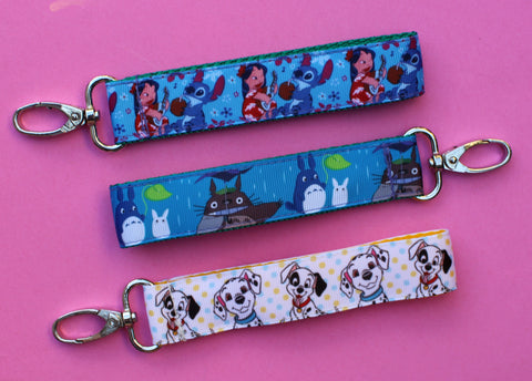New design key fobs