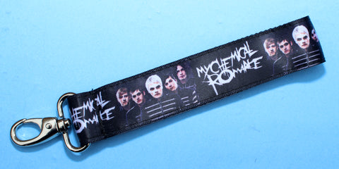 My Chemical Romance key fob