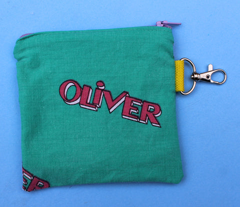 Oliver and Co mini clip bag