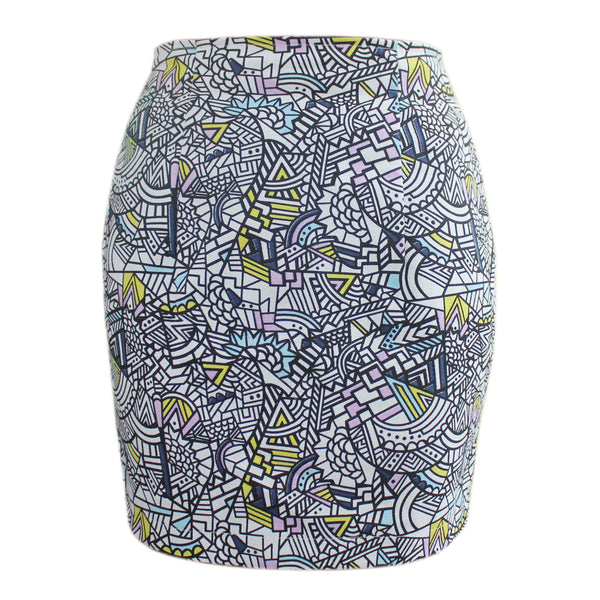 Pieces of Art Skirt