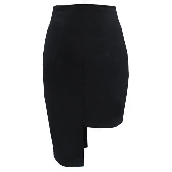 Midnight Long Short Skirt