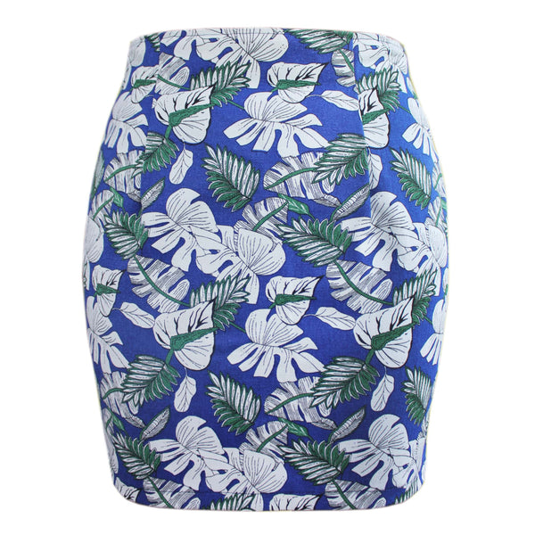 Tropical Ocean Skirt