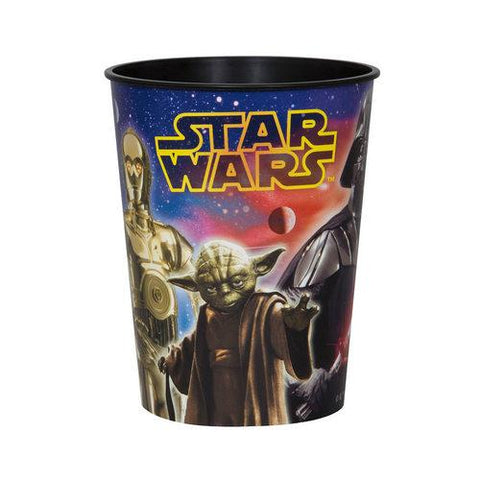 Star Wars 16oz Plastic Cup