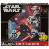 Star Wars Episode VII Super 3D Magnetic Dartboard