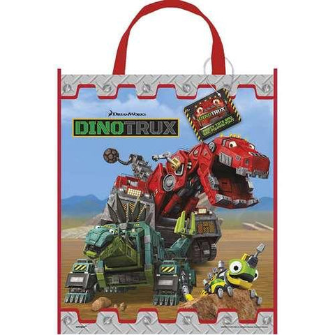 Dinotrux Party Tote Bag
