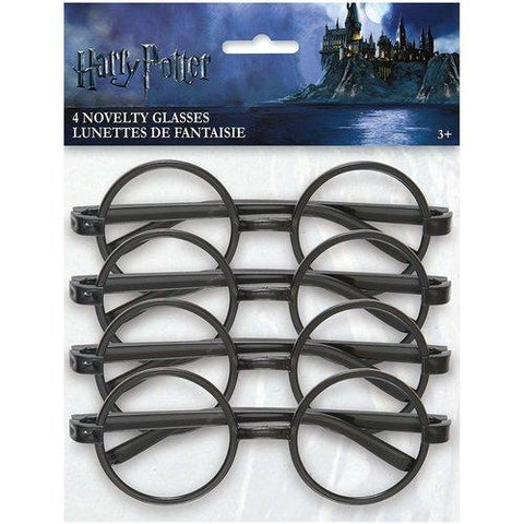 Harry Potter Party Favor Glasses [4 per pack]
