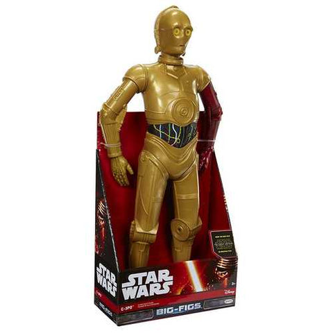 Star Wars Big Figs - 18 Inch Red Arm C-3PO