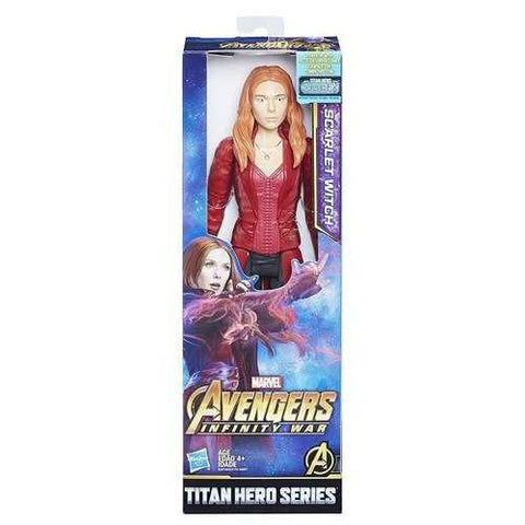 Avengers Infinity War Titan Hero Series 12 Inch Figure [Scarlet Witch]