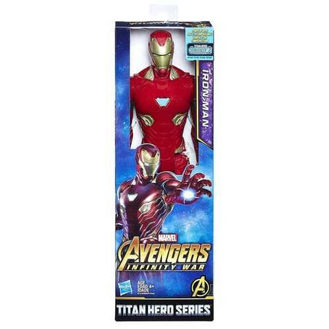 Avengers Infinity War Titan Hero Series 12 Inch Figure [Iron Man]