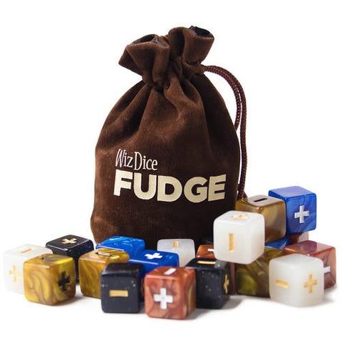 Fudge Dice GM Starter Set, Terrestrial
