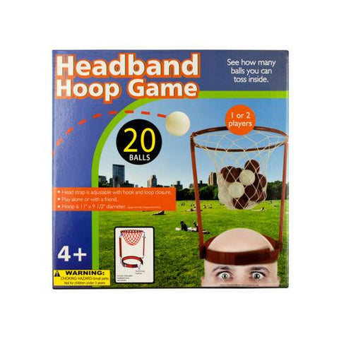 Headband Hoop Game ( Case of 24 )