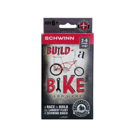 Schwinn Build a Bike Card Game ( Case of 24 )