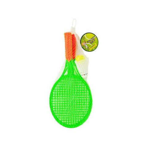 Kids Racket Set with Ball & Birdie ( Case of 36 )