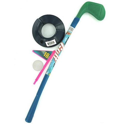 Toy Golf Set ( Case of 48 )