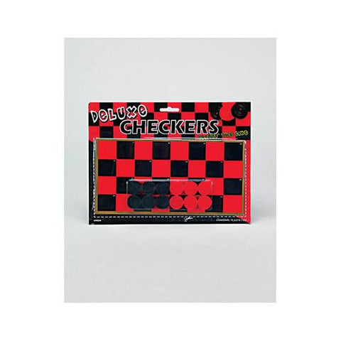 Toy Checkers Game Set ( Case of 36 )