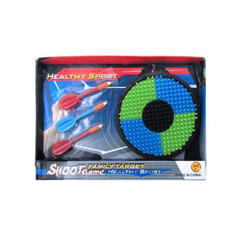 Plastic Toy Dartboard ( Case of 4 )