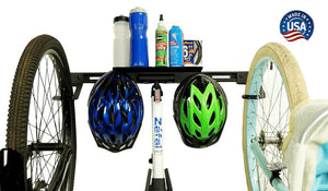 Koova bike organization - hang two bikes on your wall