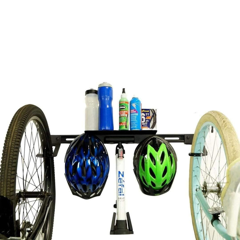 2 Bike Wall Mount Bike Storage - Koova