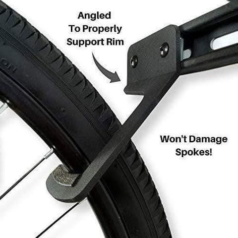 The perfect bicycle hanger for your bike storage