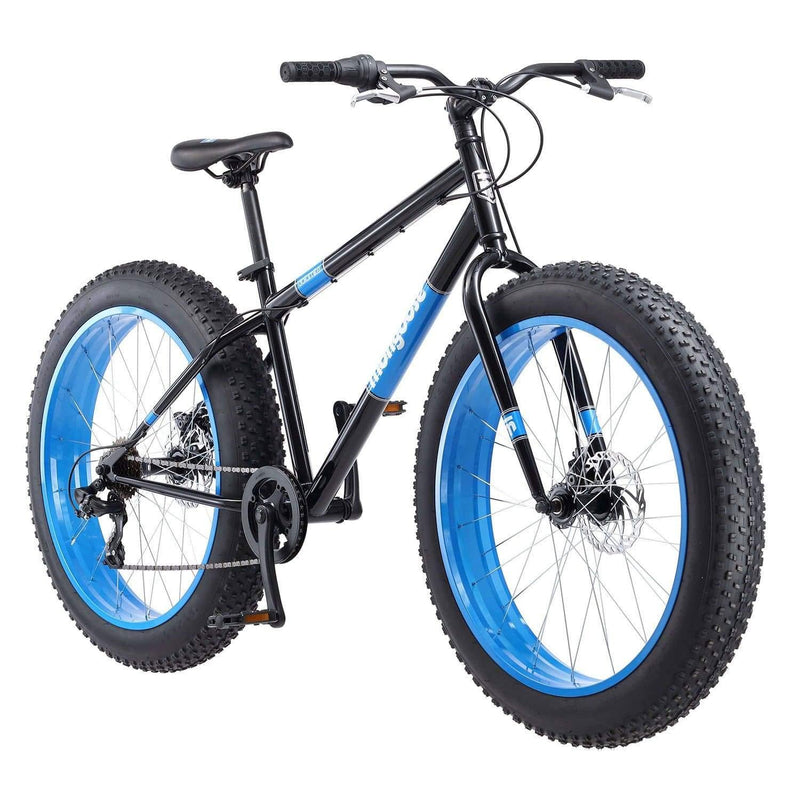 Fat boy bike example for jumbo bike wall rack hook
