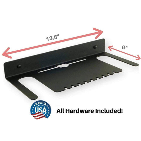 drill holder shelf made in the USA