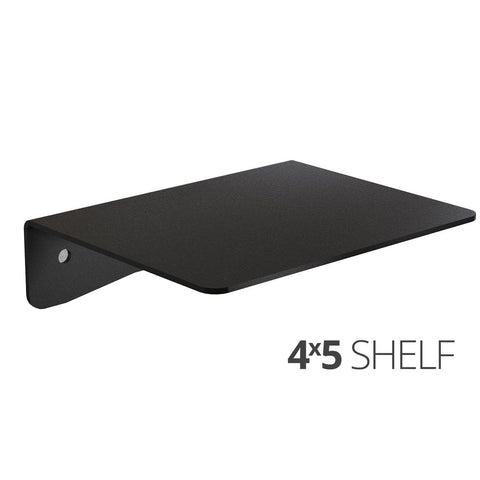 Koova Medium Wall Mount Shelf - 4x5 angle