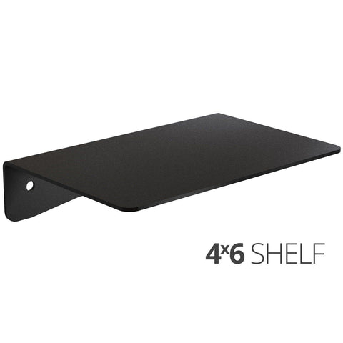 Koova Medium Wall Mount Shelf - 4x6 angle