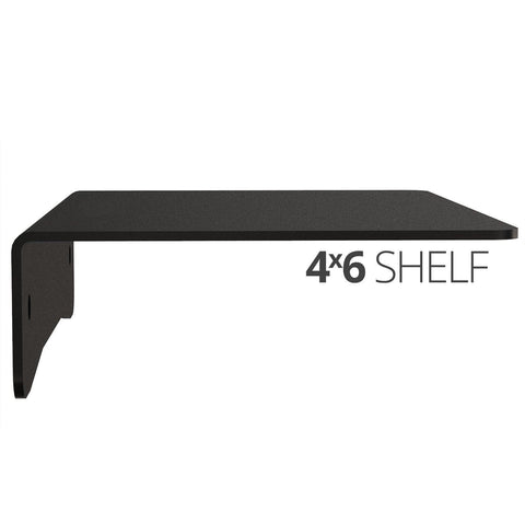 Koova Medium Wall Mount Shelf - 4x6 side