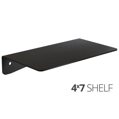 Koova Medium Wall Mount Shelf - 4x7 angle