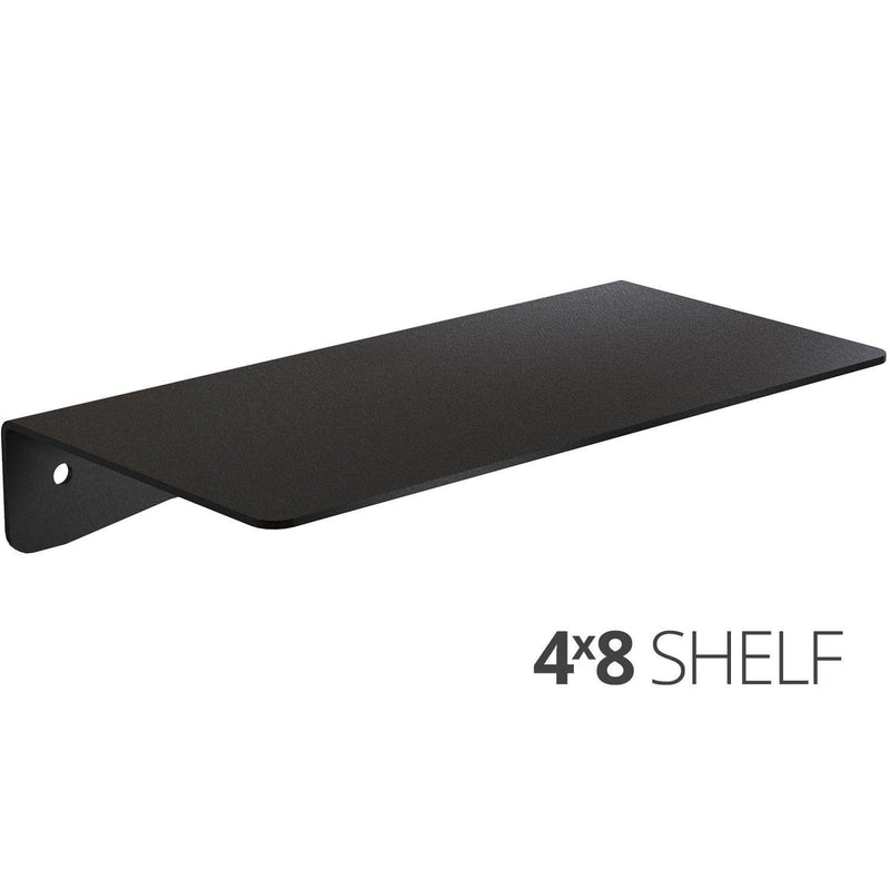 Koova Medium Wall Mount Shelf - 4x8 angle