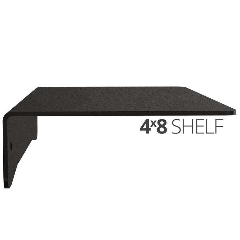 Koova Medium Wall Mount Shelf - 4x8 side
