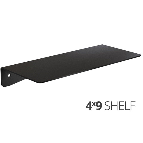 Koova Medium Wall Mount Shelf - 4x9 angle
