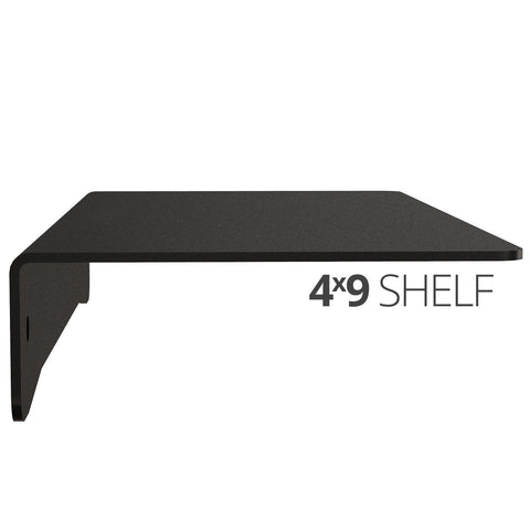 Koova Medium Wall Mount Shelf - 4x9 side