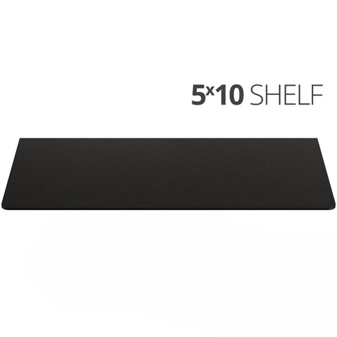 Wall Shelf by Koova for organizing your home or office organization - 5x10 top
