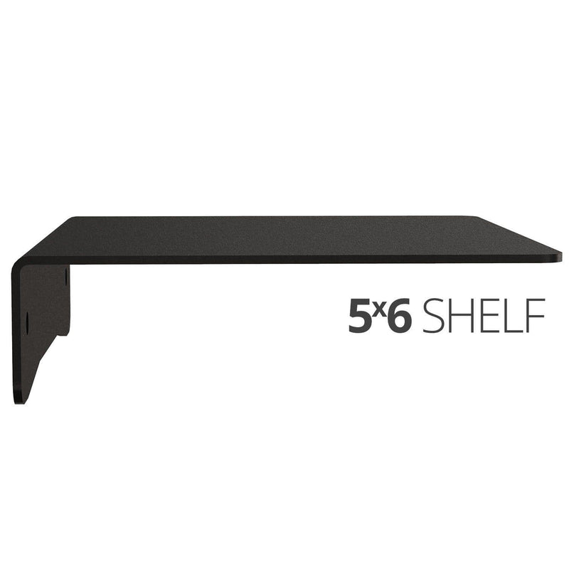 Wall Shelf by Koova for organizing your home or office organization - 5x6 side