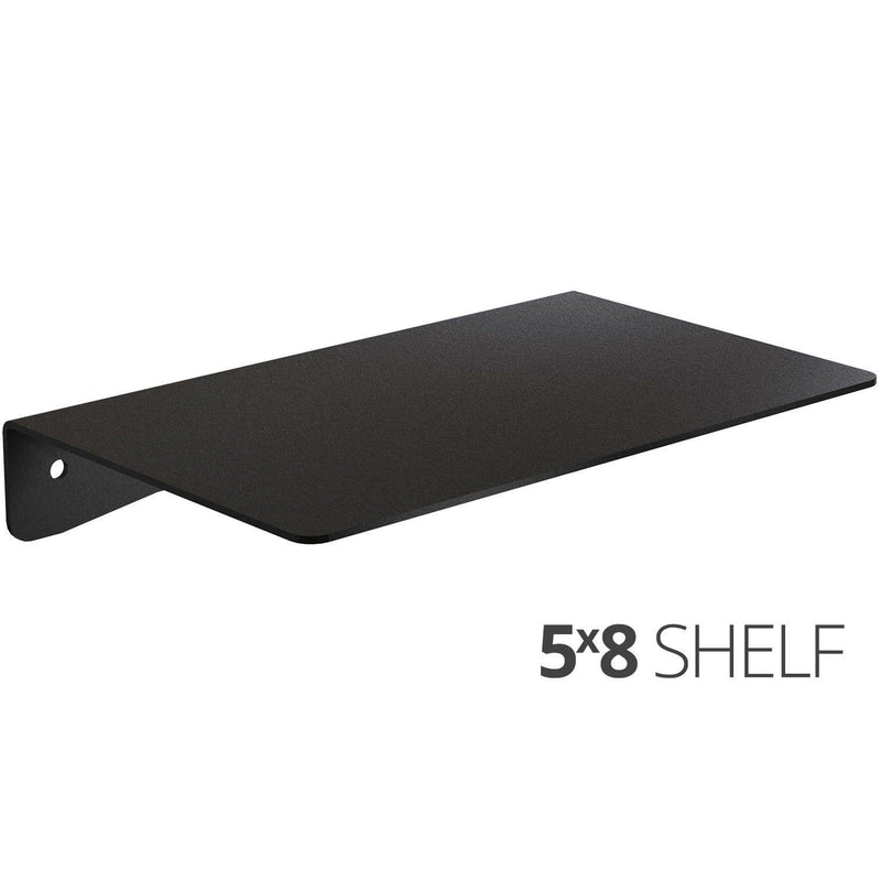 Wall Shelf by Koova for organizing your home or office organization - 5x8 angle