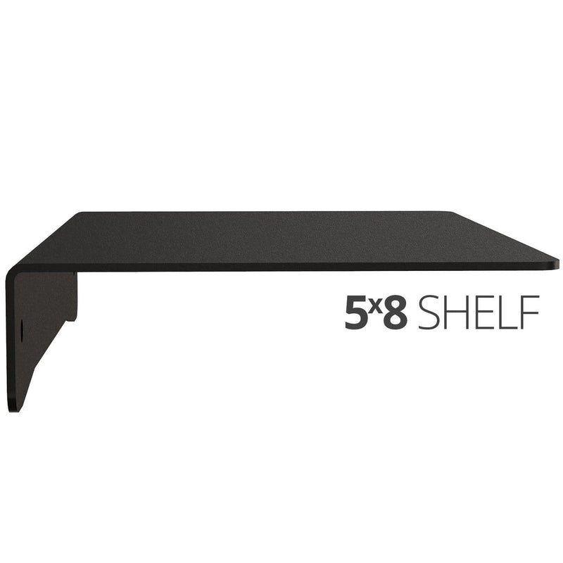 Wall Shelf by Koova for organizing your home or office organization - 5x8 side