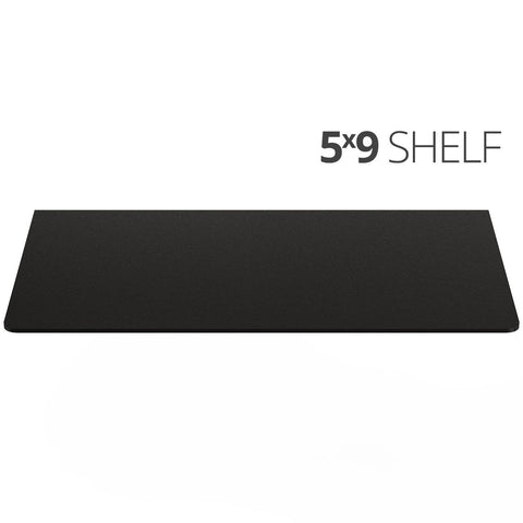 Wall Shelf by Koova for organizing your home or office organization - 5x9 top
