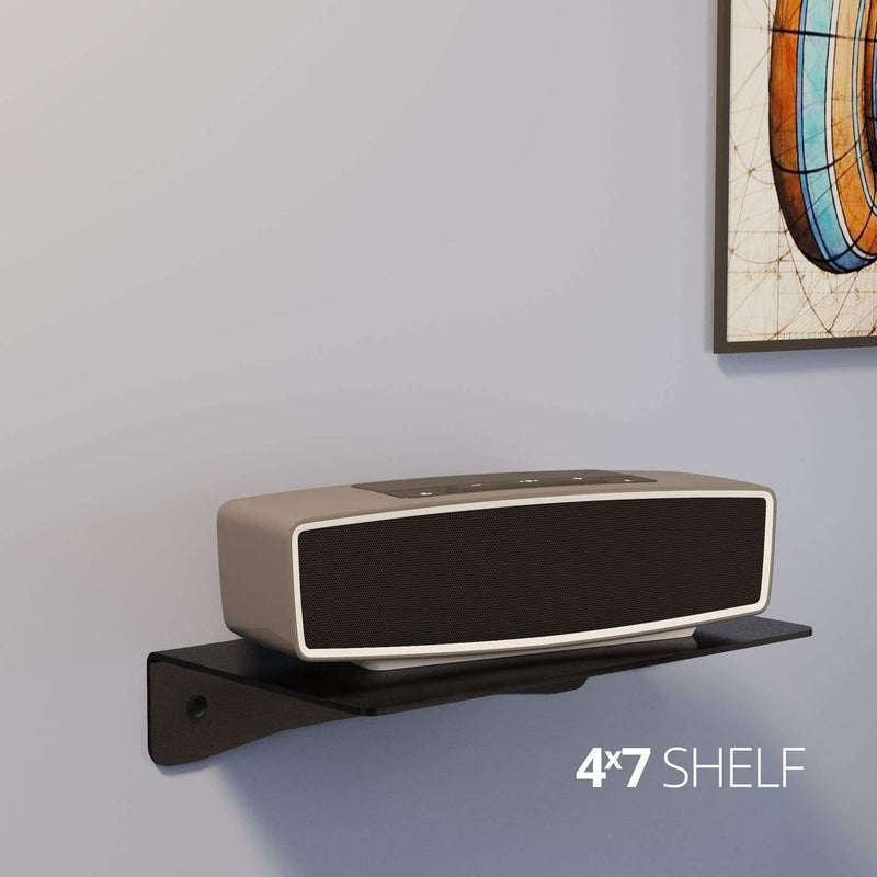 Koova Medium Wall Mount Shelf - 4x7 In use in room