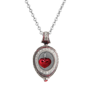 Necklace with a Heart