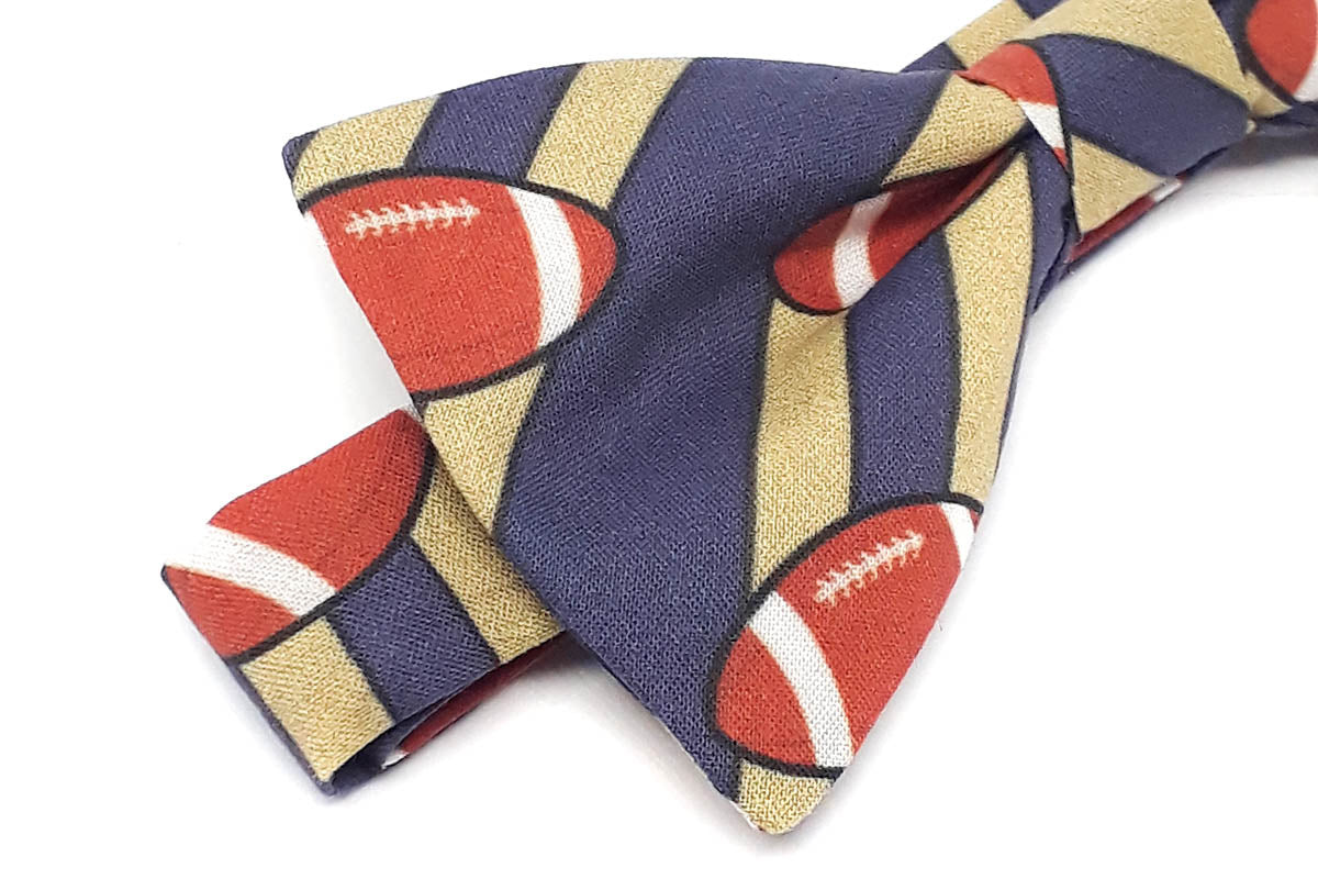 Hobby Men's Collection - Football Fan (pre-tied)