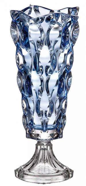 SAMBA Blue Footed Vase