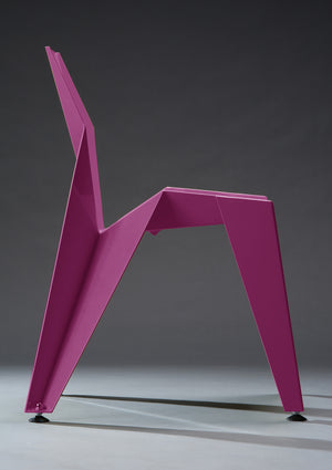 EDGE Chair - Magenta