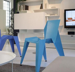 EDGE Chair - Sky Blue