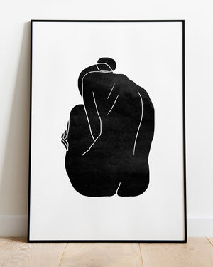 girl_silhouette_sitting_screen_print